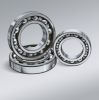 Deep Groove Ball Bearings - R Series -- Model R3ZZ