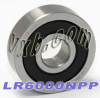 LR6000NPP Track Roller Bearing Sealed 10x28x8 Track Bearings -- Kit8385