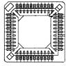 PLCC SOCKET -- 822516-3