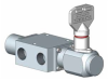Key Operated 2 Position Positive / Key Operated Spring Return Spool Valves, 1600 Series -- View Larger Image