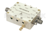 2.5 Watt Psat, 8 GHz to 11 GHz, Medium Power GaAs Amplifier, SMA, 25 dB Gain -- PE15A4014 -Image
