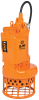 BJM Hard Metal Agitator Slurry Pump -- KZN -Image
