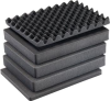 Pelican 1557AirFS 5pc Foam Set -- PEL-015570-4000-000 -Image