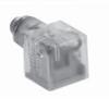Form A (18mm) Solenoid Valve Connector -- VAC-029-3401
