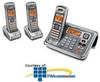 Uniden DECT 6.0 Dual Keypad Expandable with 3 Handsets -- DECT2085-3
