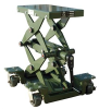 Scissors Lift 350 Pound Capacity Manually Actuated Custom -- 30920