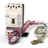 MCCB, 400A 3 POLE, 600VAC, K-FRAME, AUX CONTACT -- K3P-400-AUX