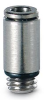 Brass Push-in Fittings - BSP/Metric Size -- 6512 3-M3 - Image