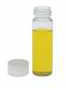 74502-7 - Kimble 7 mL Solvent-Saver Scintillation Vials, Glass, Urea caps, 1000/cs -- GO-08918-14