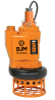 BJM Hard Metal Agitator Slurry Pump -- KZNR -Image