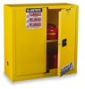 JUSTRITE Sure-Grip EX Flammable Liquids Safety Cabinets -- 4656802