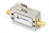 46 dB Gain, 24 dBm P1dB, 500 MHz to 2 GHz, Medium Power Broadband Amplifier, 34 dBm IP3, 2.7 dB NF, SMA -- PE15A3015 -Image