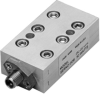 1458 Medium Power Coaxial Termination (3.5mm, DC-22 GHz, 50 W) -- 1458-2 -- View Larger Image