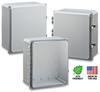 14X12X6 Premium Polycarbonate Enclosure -- H141206HCF
