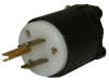 Ah6266 Electrical Male Plug Connector -- PLUGELEMALAH