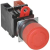 Switch, Emergency Stop, Non-Lighted, 30mm, Push-Lock Turn Reset -- 70033800