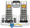 Ameriphone - Clarity DECT 6.0 Amplified Cordless Phone.. -- D613C - Image