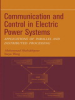 Communication and Control in Electric Power Systems: Applications of Parallel and Distributed Processing