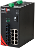 NT24k®-11GXE3 Managed Gigabit Ethernet Switch, SC 10km PTP Enabled -- NT24k-11GXE3-SC-10-PT -Image