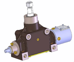 Remote Electric Valve Actuator image