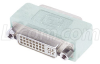 DVI Bulkhead Adapter Female/Female -- DMB605FF