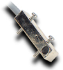 Rectangular Inductive Proximity Sensor (prox switch): NPN, 0.8mm range -- CR5-AN-1A - Image