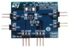 STMICROELECTRONICS - STEVAL-ISA063V1 - Single Inductor DC/DC Converter Demo Board -- 663878
