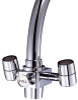 Faucet-Mount Personal Eyewash -- GO-06767-42