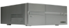Silverstone Silver ATX Desktop HTPC Computer Case -- SST-LC10-S