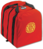 Arsenal(R) 5063 Step-In Tall Gear Bag;5400ci Red -- 720476-13063