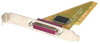 Single Parallel(ECP/EPP/SPP) Port PCI Card -- PCI-1P