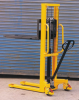 Hand Pump Stacker -- HPS22-98 -Image