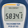 Handheld Tachometer Rotation Meter -- PCE-DT 63