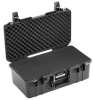 Pelican 1506 Air Case with Foam - Black | SPECIAL PRICE IN CART -- PEL-015060-0000-110 -Image