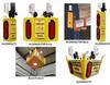 Warning Lights & Dock Door Monitors -- H-AUDIBLE