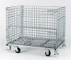 Wire Mesh Container,L 33 In,D 42 1/2 In -- 5EU67