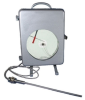 Temperature Recorder, Wall Mountable, w/Air Sensor -- MA-80