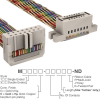 Rectangular Cable Assemblies -- M3UGK-1620K-ND -Image