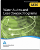 M36 (Print + PDF): Water Audits and Loss Control Programs, Fourth Edition -- 30036-4E-SET