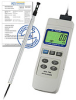 Air Velocity Data Logger incl. ISO Calibration Certificate PCE-009-ICA