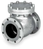 Swing Check Valve,6 In,Flanged,Steel -- 4EVK5