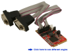 Mini PCI Express 2-Port RS-232 16C950 Serial Card -- MPES230