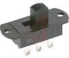 Switch, Slide, DPDT, 6A@125VAC; 6A@250VAC; 1A@125VDC -- 70128567 - Image