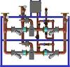 The Brain Series Mixing Valve -- DMC80-80 - Image