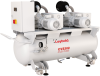 Central Vacuum Supply Systems -- CVS 300 (2 x SV 65 B) -- View Larger Image