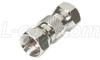 75 Ohm Coaxial Adapter, F Male / F Male -- BA122