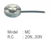 MC Series Small Compression Load Cell -- MC-10L