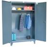 Wardrobe Cabinet with Full Width Rod -- 36-WR-241