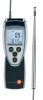 testo 425 thermal anemometer with probe, incl. telescopic handle (max. 33 inches), battery and calibration document -- 0560 4251