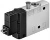 CPE24-M2H-3GLS-3/8 Solenoid valve -- 163813-Image